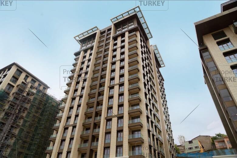 Apartment for sale in Beyoglu