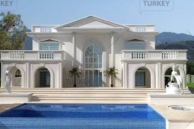 Kas Villa With Private Beach And Exquisite Design