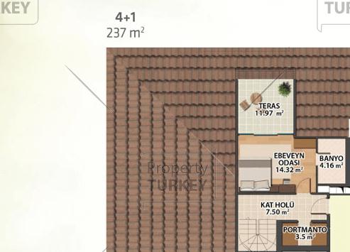 4 bed floor 2