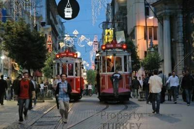 Taksim Square property