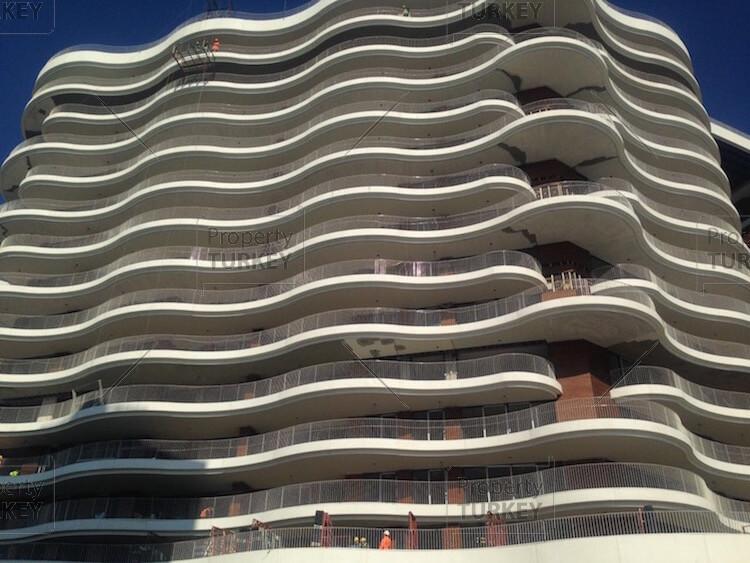Buildings exterior look