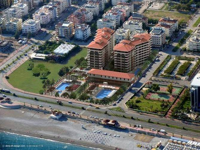 Homes in Antalya