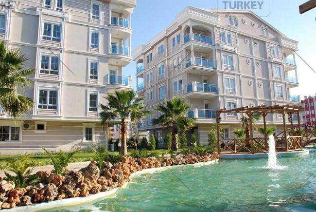 Bargain apartment in Antalya Konyaalti