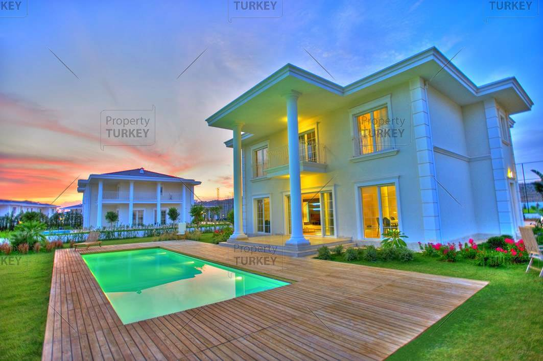 Luxury home in Antalya