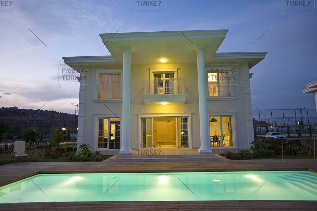 Luxury homes in Lara Antalya