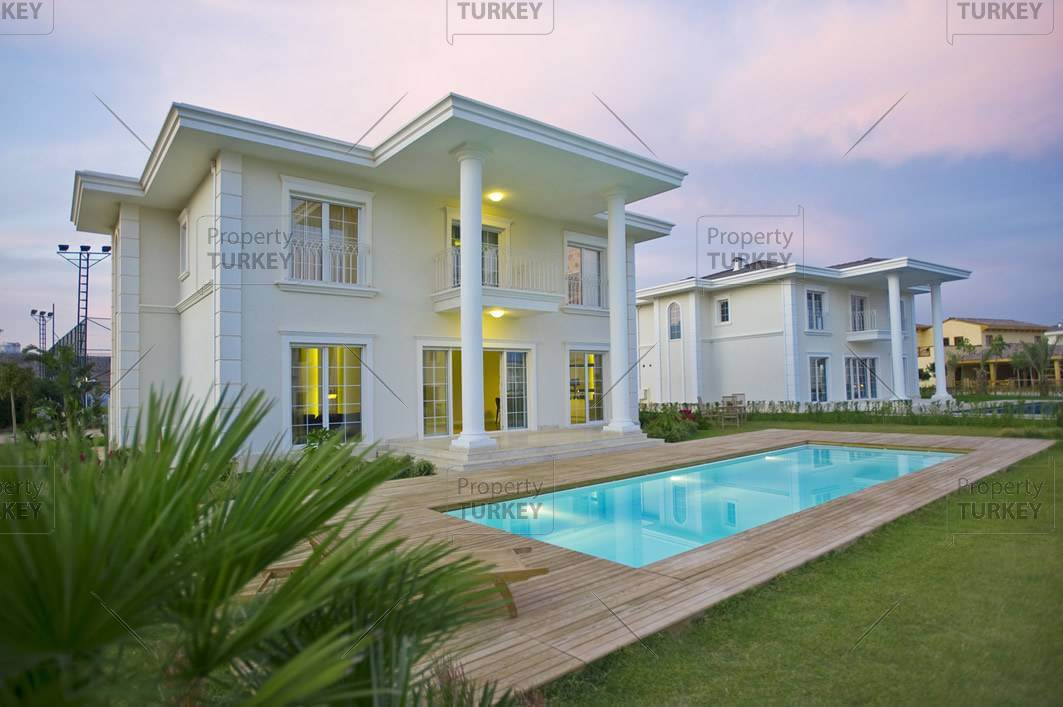 Private house for sale in Antalya