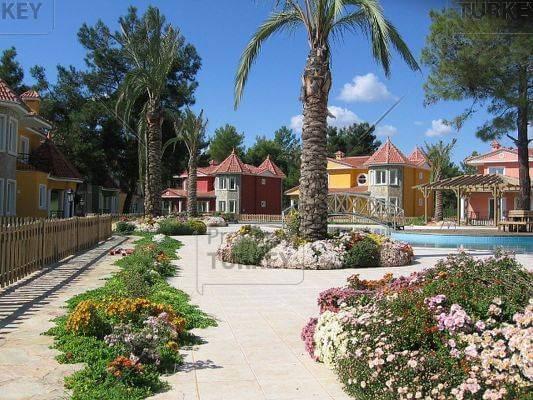 Pine forest villas Antalya