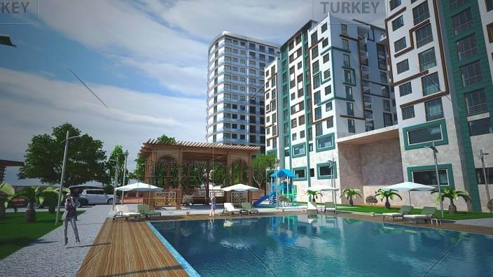 Pool in bargain homes