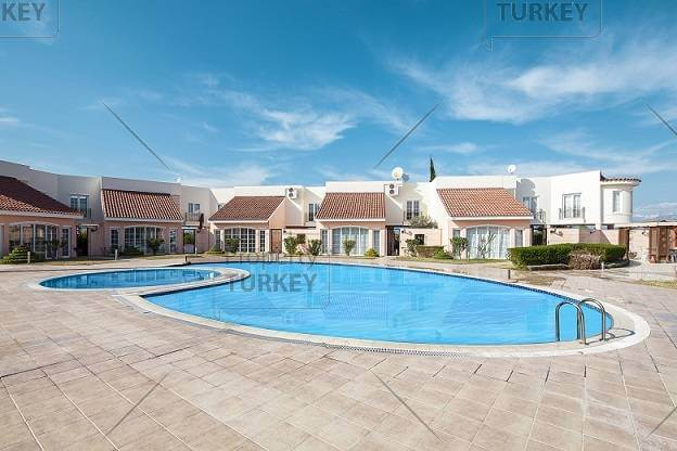 Belek golf villa in a small complex