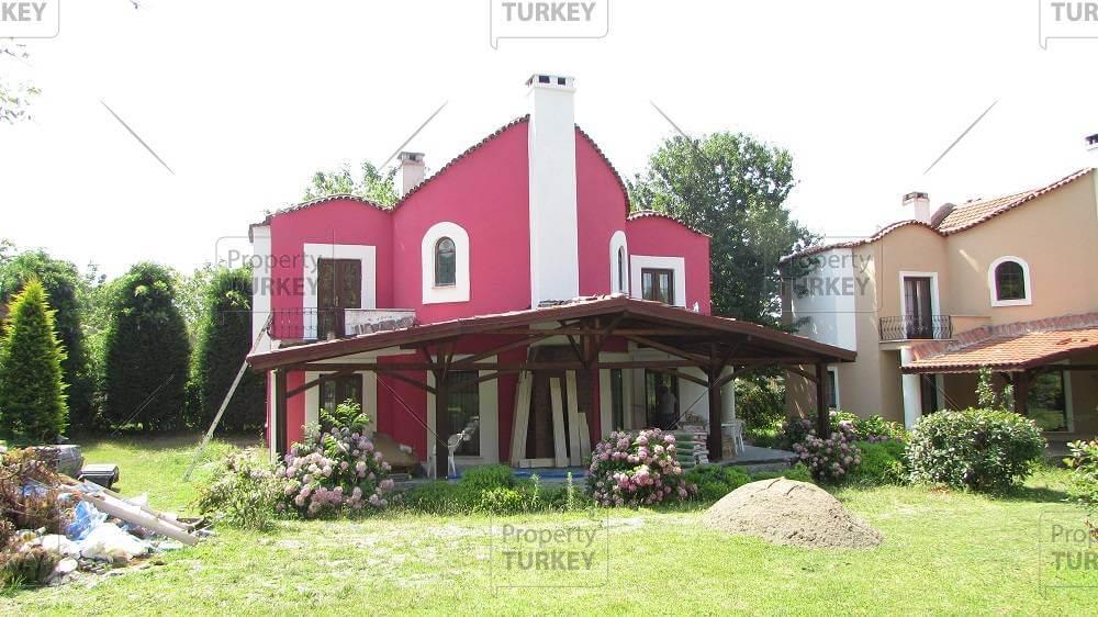 Sapanca lake property in Istanbul