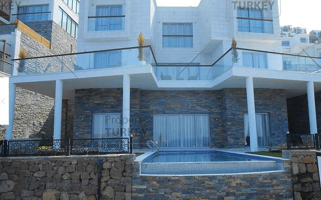 Villas in Bodrum hotel for sale