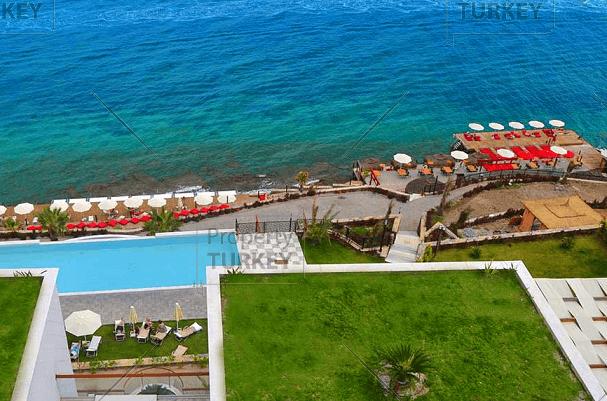 Sea view villa in Bodrum