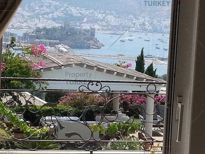 Bodrum View from Master bedroom