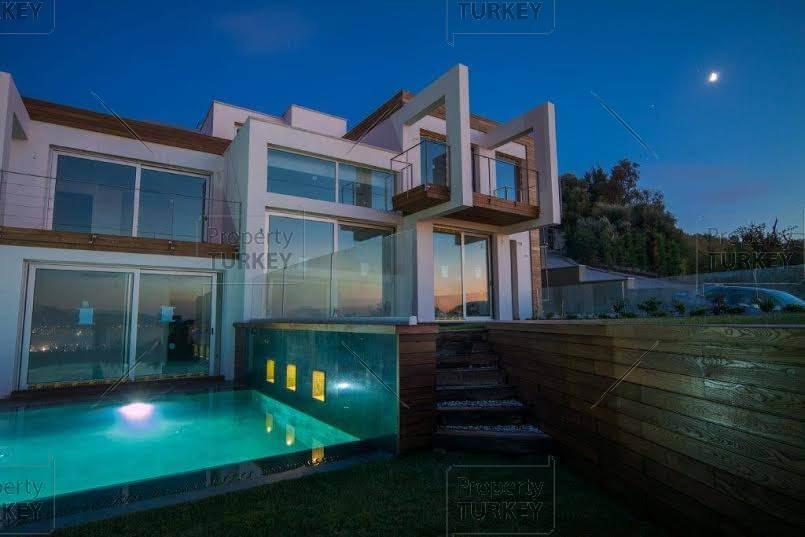 Modern Bodrum house