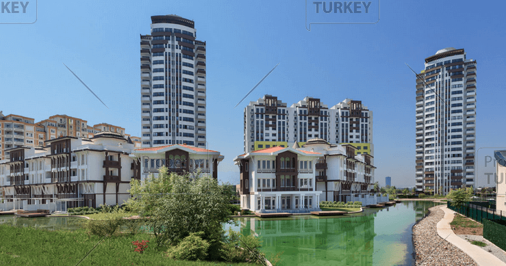 Bursa apartments