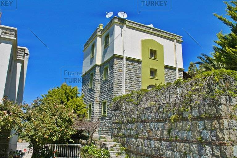 Gokcebel villa for sale