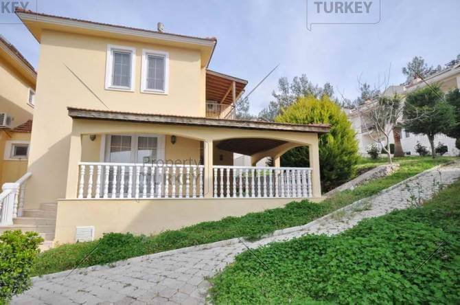 House in Hisaronu
