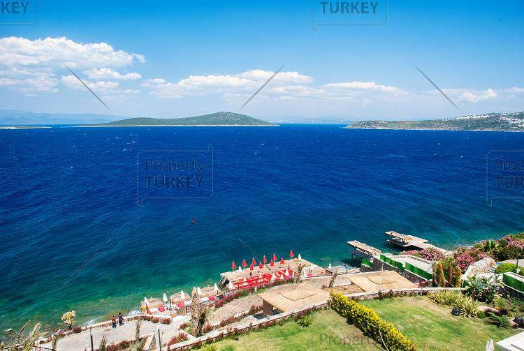 Sea view in Bodrum