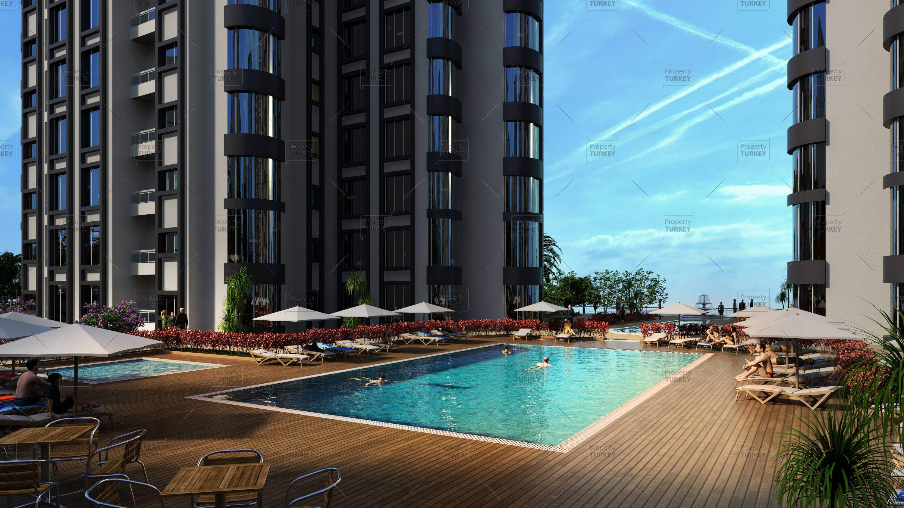 Purchase Esenyurt Istanbul Towers pre launch prices Property Turkey