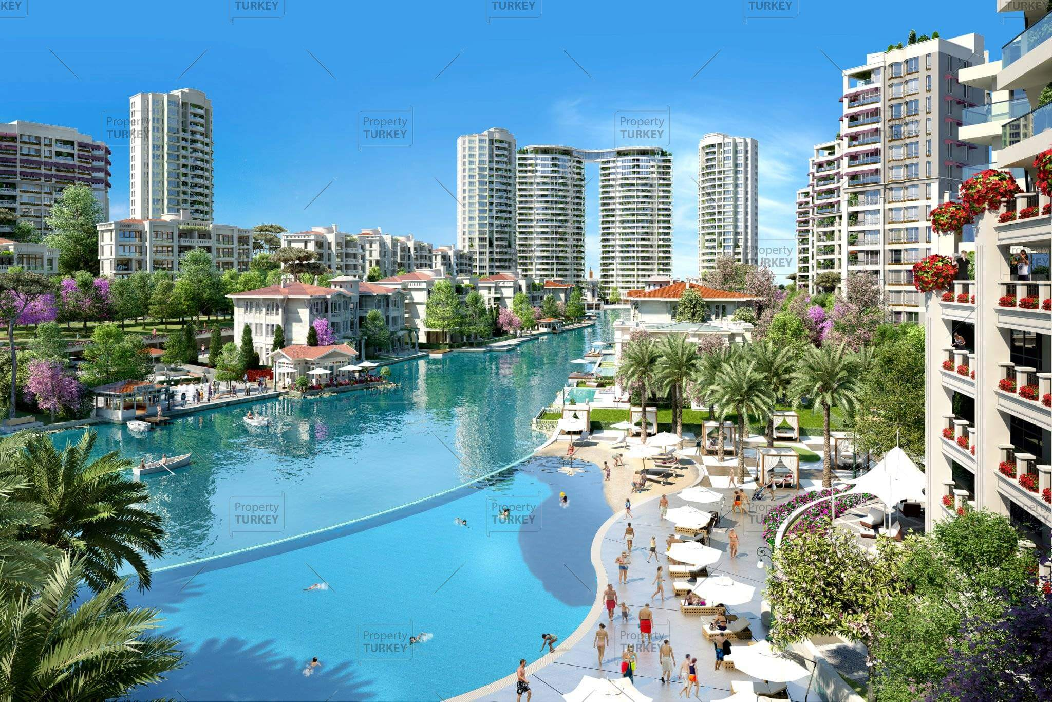 Modern project Istanbul