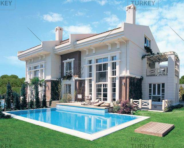Istanbul Villa For Sale In Turkey Suitable As A Year Round