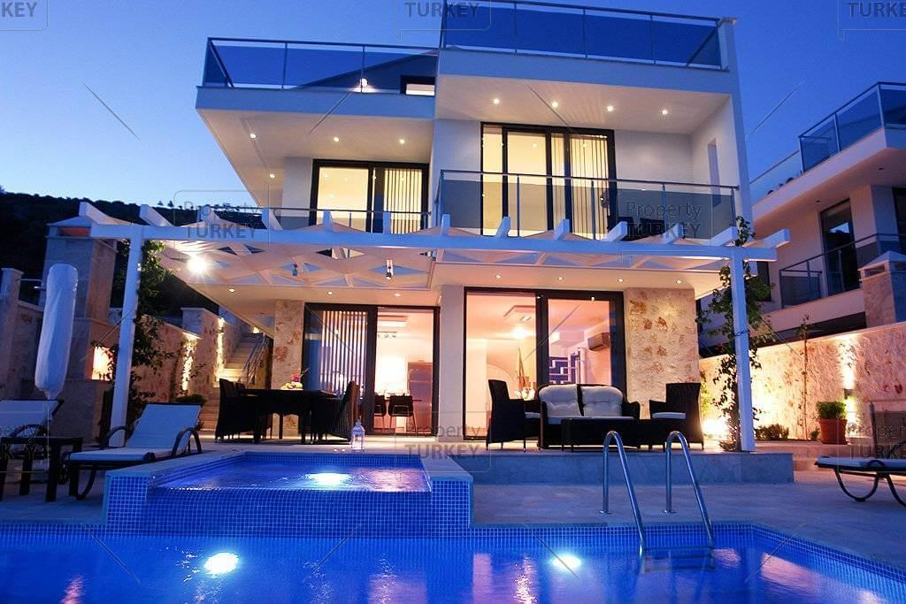 Luxury Villas For Sale Kalkan