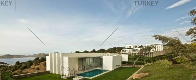 Stunning modern Yalikavak property
