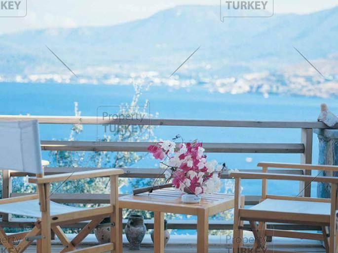 Views over Turkbuku bay