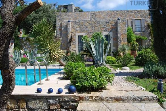 Very private mansion in Yalikavak hills Bodrum