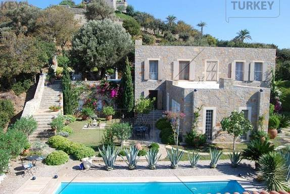 Secluded amazing house in Bodrum Yalikavak