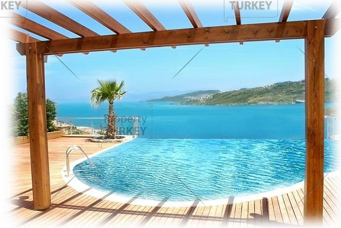 Yalikavak seaside villa for sale