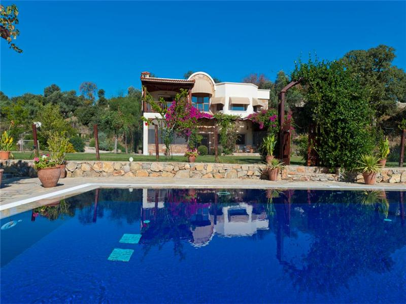 Exclusive home in Bodrum