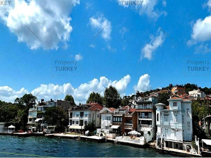 Yali property Yenikoy Istanbul