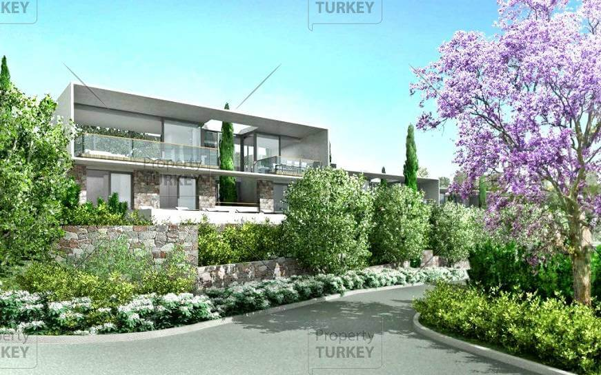 Designer homes in Bodrum