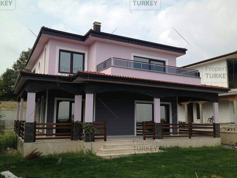 Natural homes in Yalova