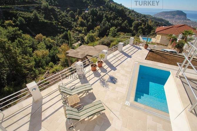 Tepe Bay villa for sale
