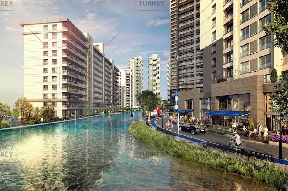 Cankaya Ankara contemporary apartments for sale