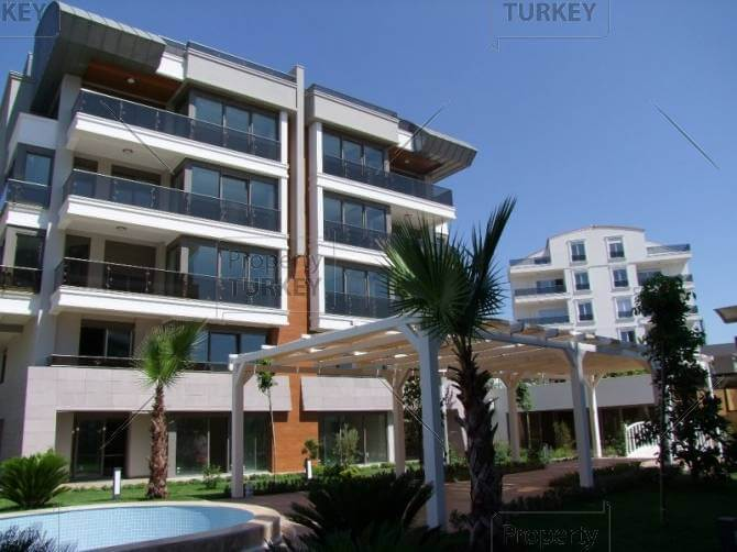 Antalya brand new homes