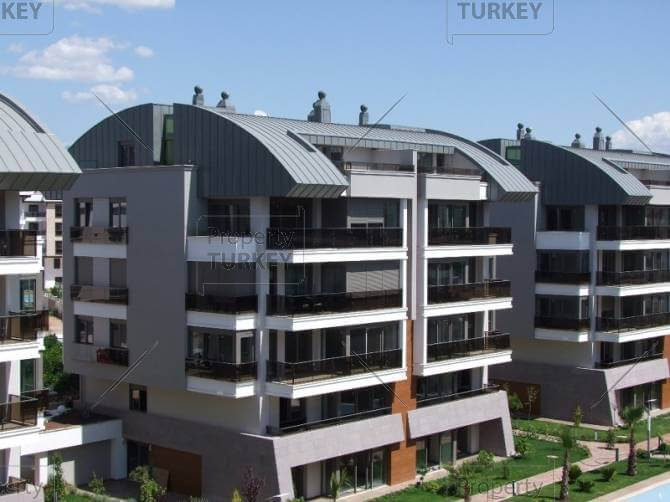 Modern Antalya apartment