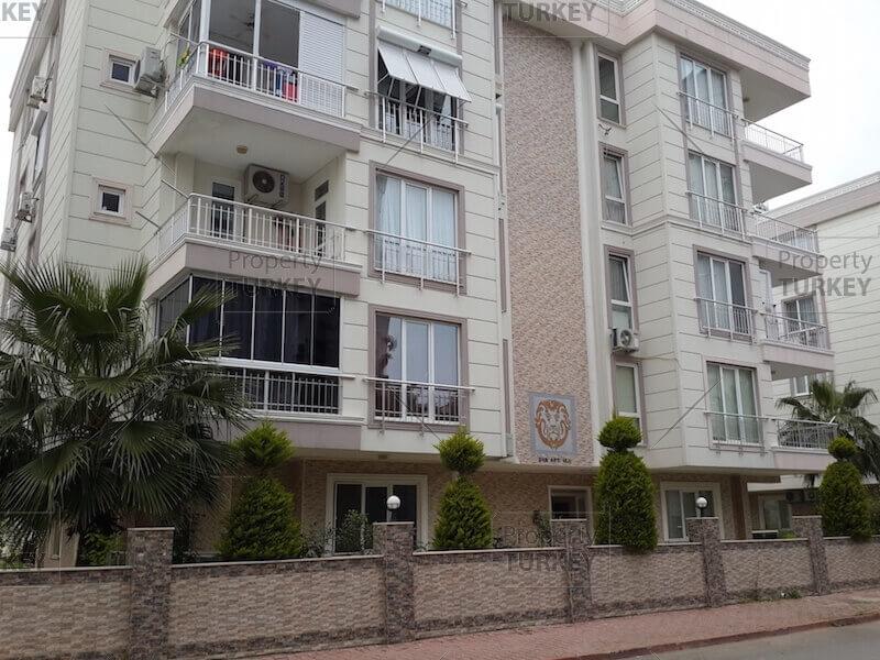 Купить жилье в анталии у моря коммерческая недвижимость барселона