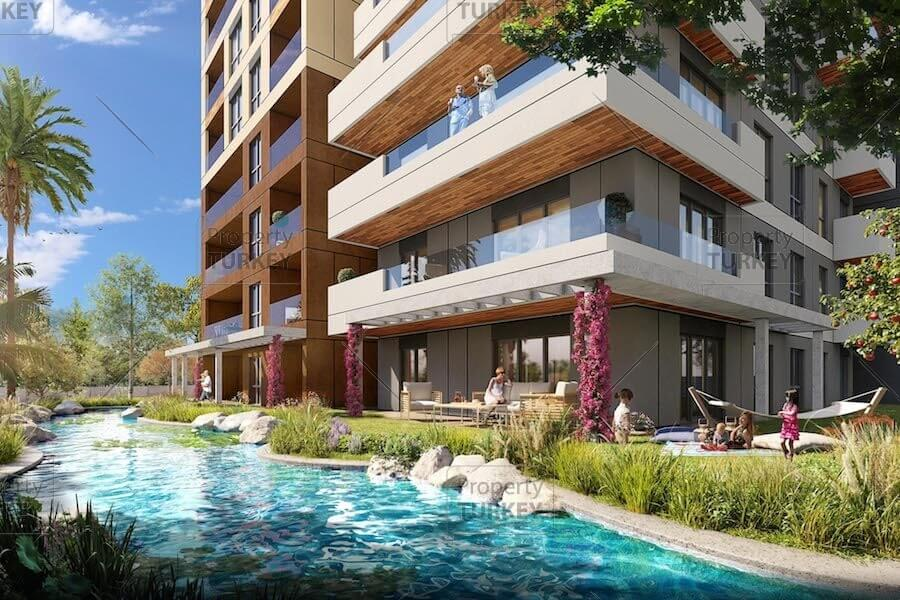 Kepez Antalya apartments investment for sale