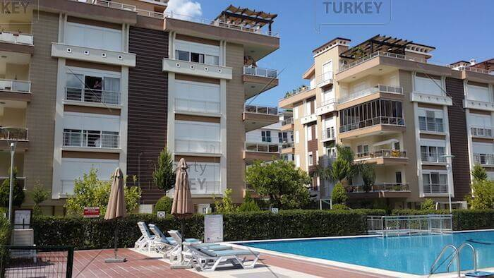 Antalya apartments