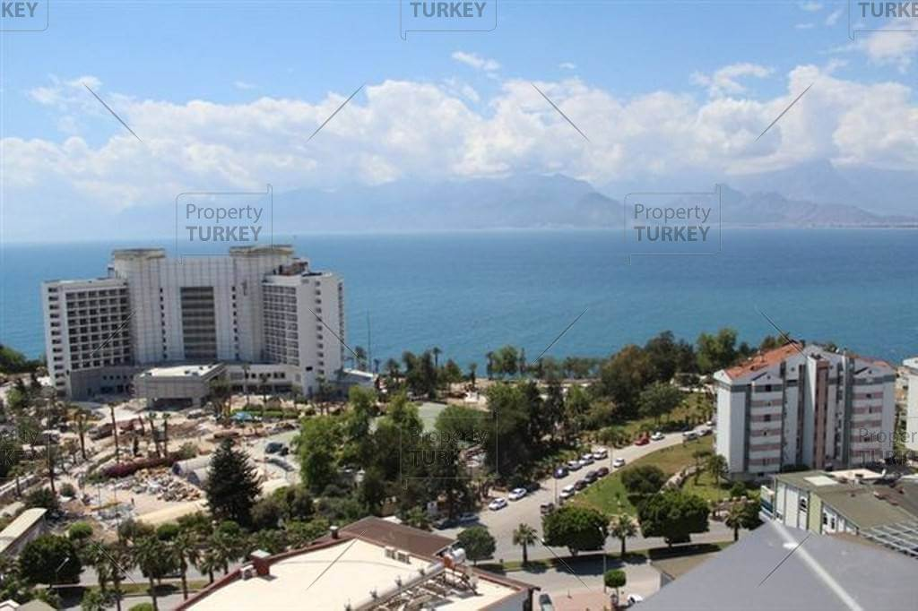 Antalya apartments with sea view