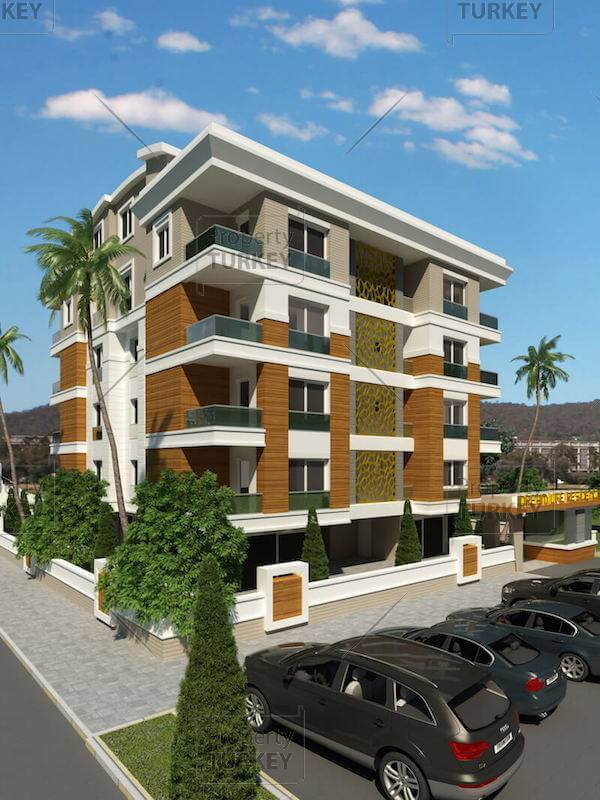 Properties in Konyaalti for sale