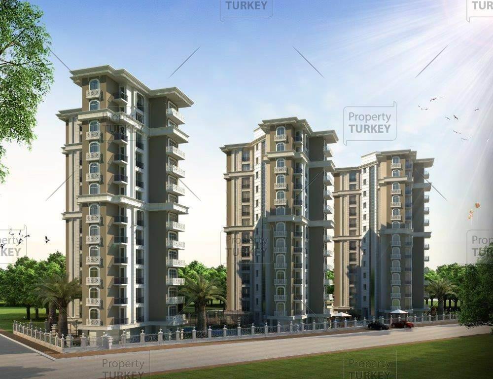 Konyaalti quality apartments