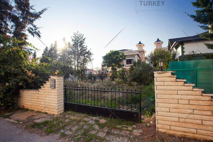 Antalya land for sale