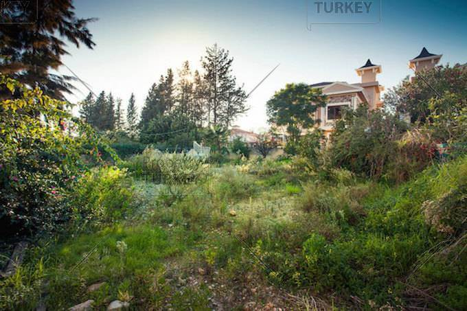 Plot of land in Antalya