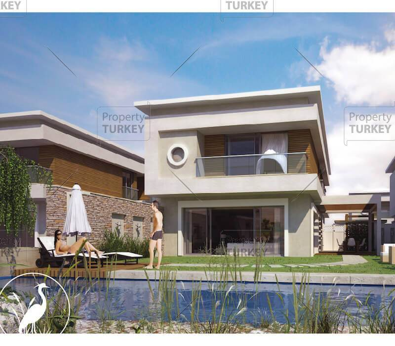 Modern villa in Antalya