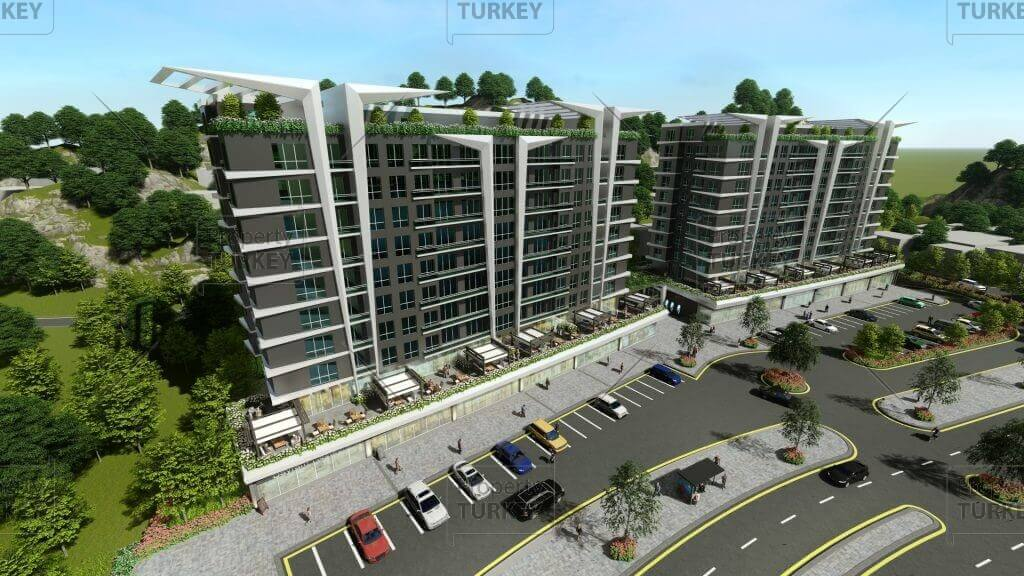Istanbul brand new apartments for sale