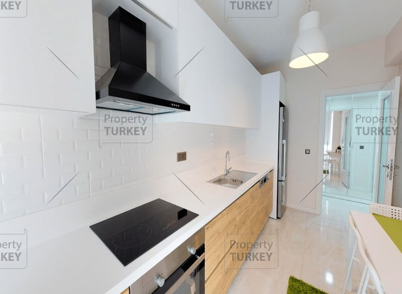 Apartments kitchen